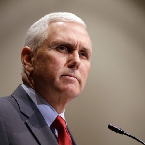Was US Vice President-elect Mike Pence a gay porn star?