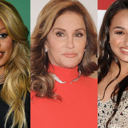 Five Transgender Celebrities Who Are Breaking Barriers and Making History