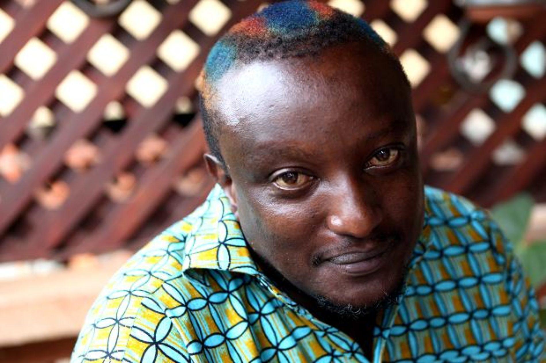 'I Am HIV Positive And Happy.' – Binyavanga Wainaina