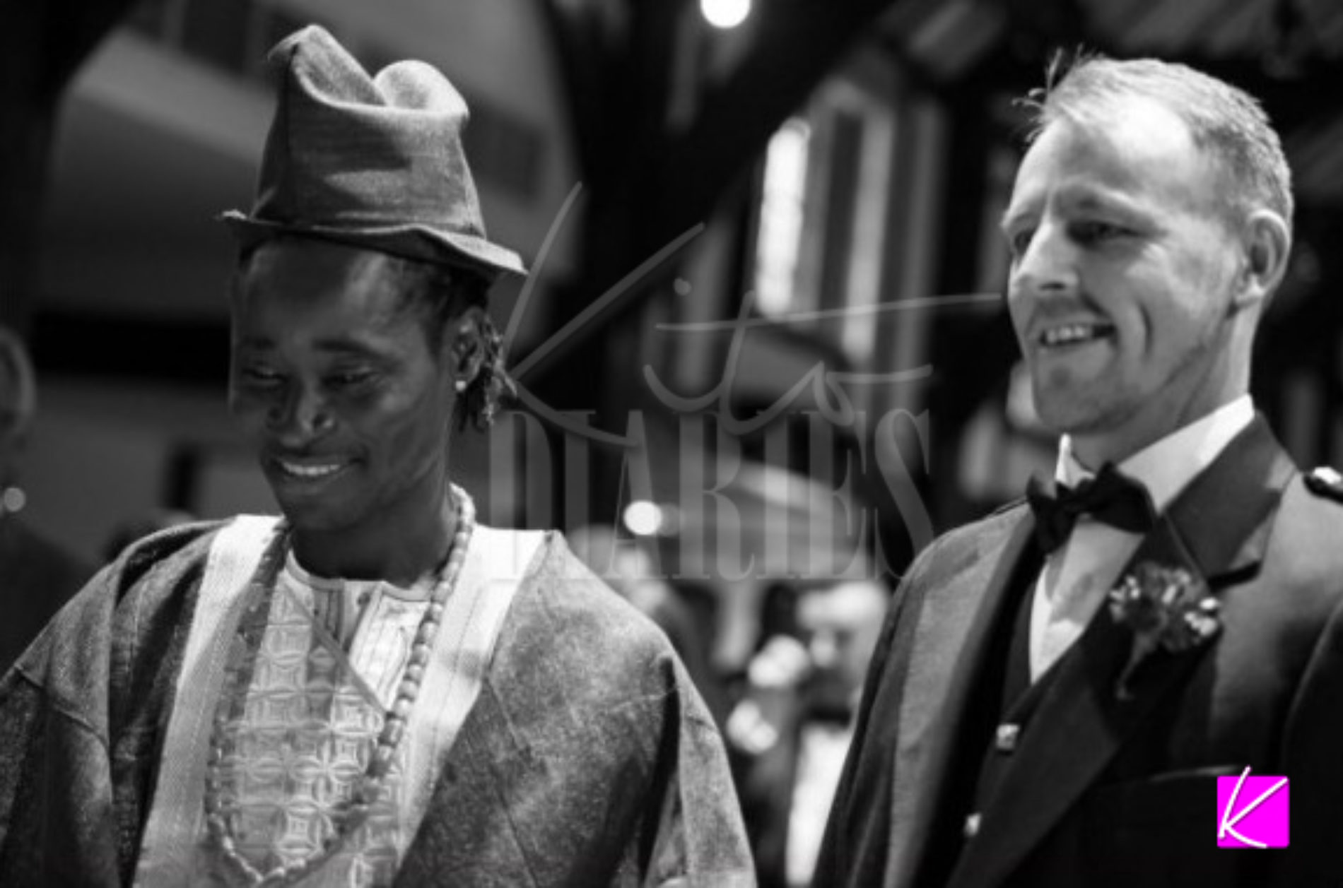"""We Got Married For Us."" Bisi Alimi Speaks On His Wedding, His Activism, And The Nigerian LGBT"