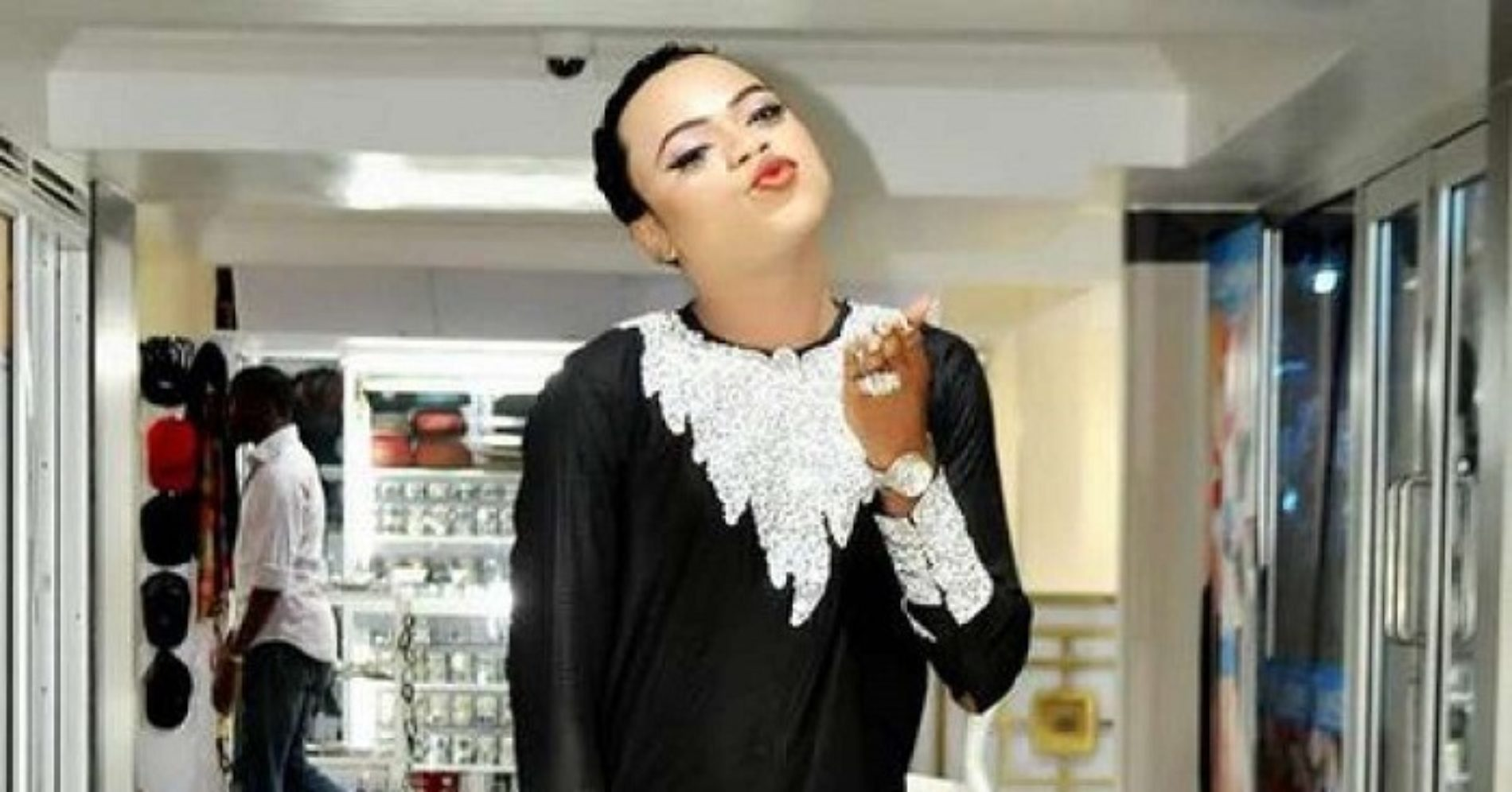 """You Are All Mad."" Bobrisky Fires Back At Nigerians Threatening Him With Arrest"
