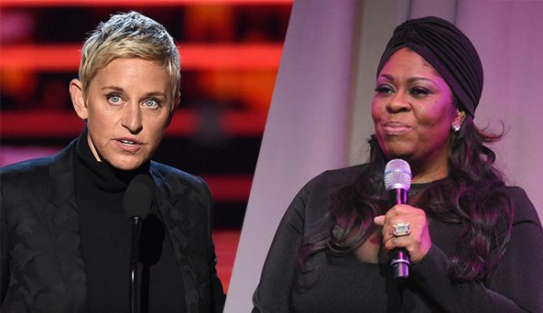 Ellen DeGeneres Confirms That Kim Burrell Will Not Appear On Her Show