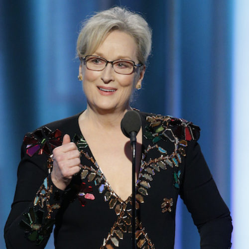 Donald Trump lashes out at Meryl Streep following her Golden Globes speech