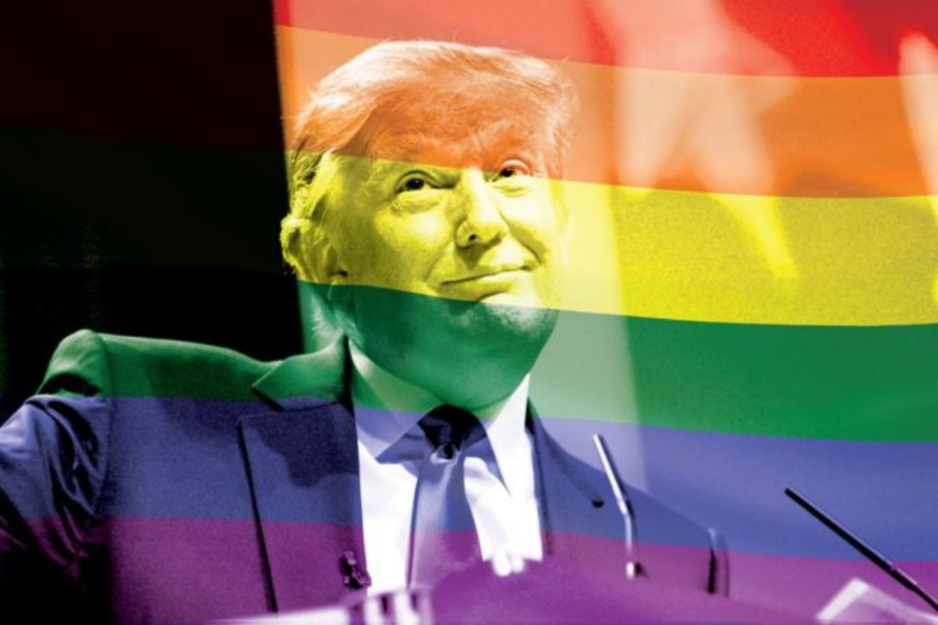 Is the White House intentionally trolling LGBT Americans by threatening their rights?