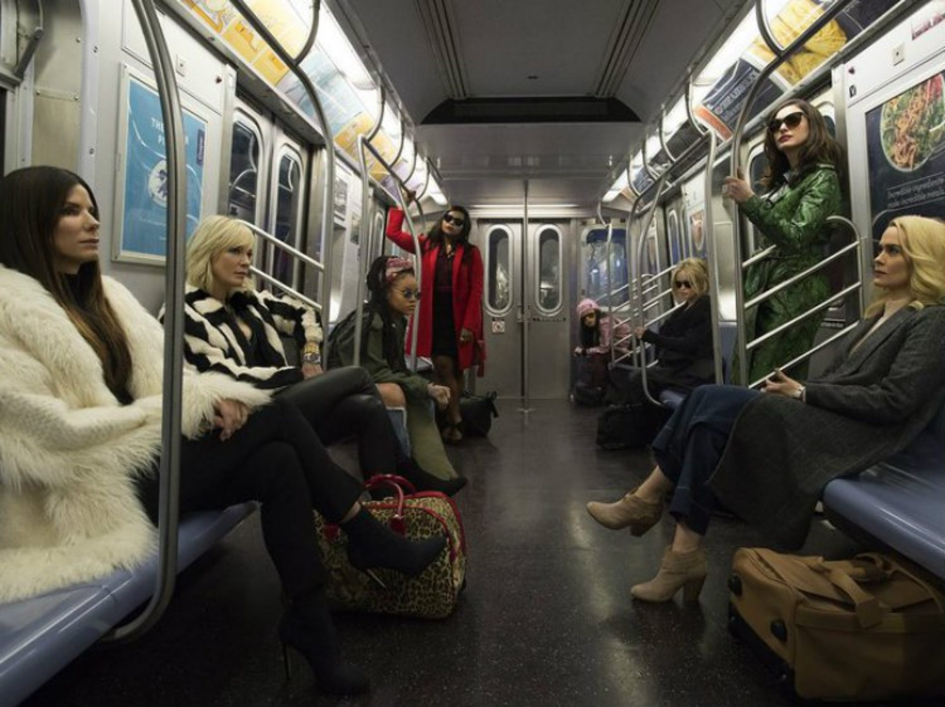 Is Anyone Else Anticipating 'Ocean's 8'?