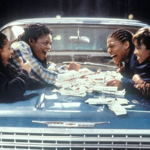 """""""It was a 'hard decision' to take gay role in 1996's Set it Off,"""" Says Queen Latifah"""