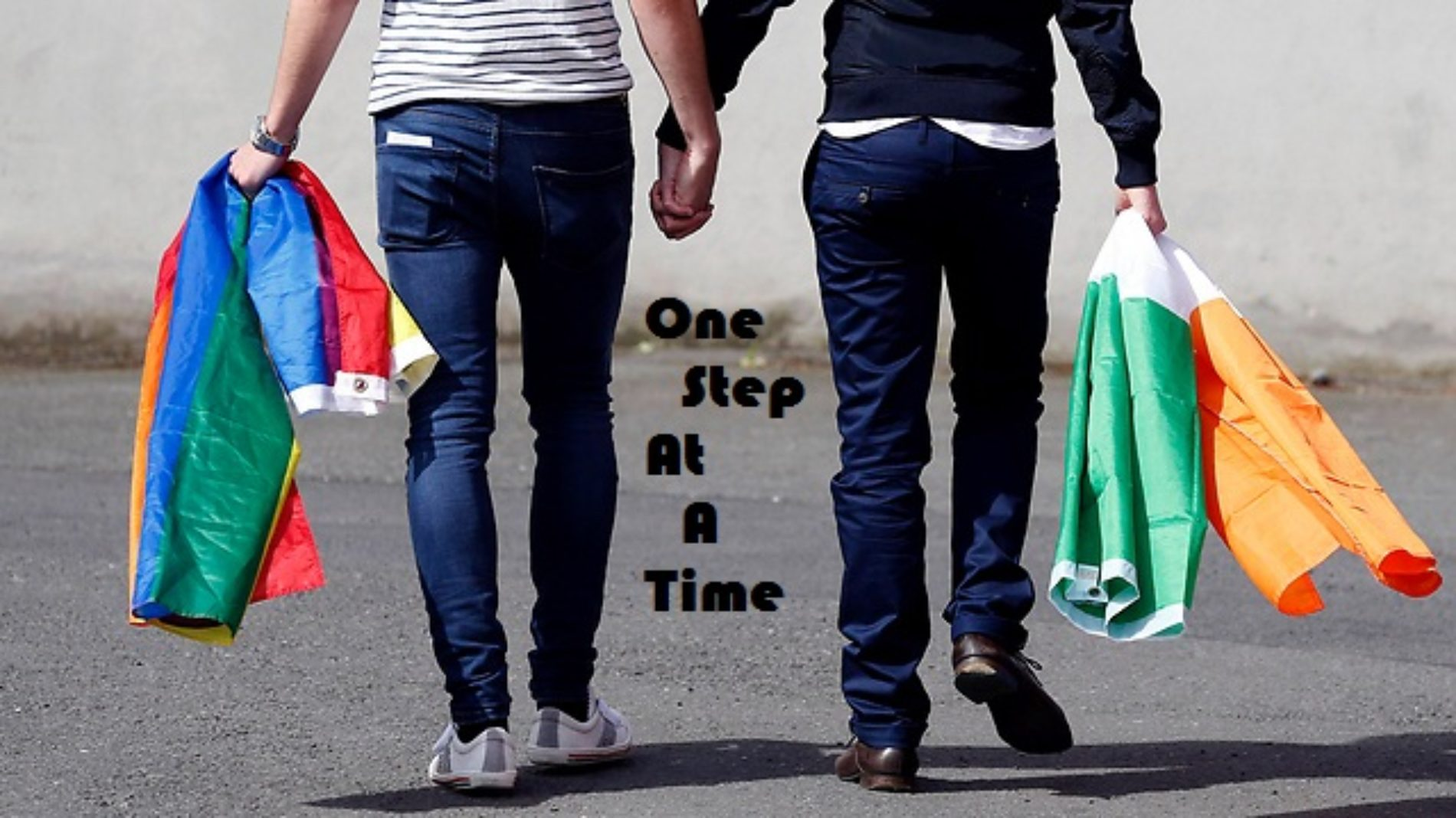ONE STEP AT A TIME (Episode 1)