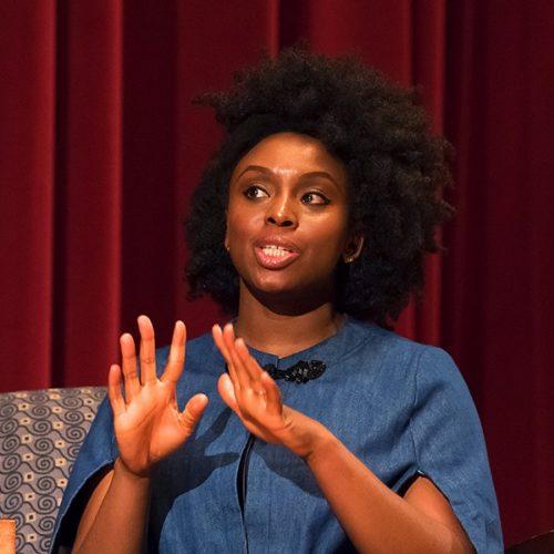 Chimamanda Ngozi Adichie Clarifies