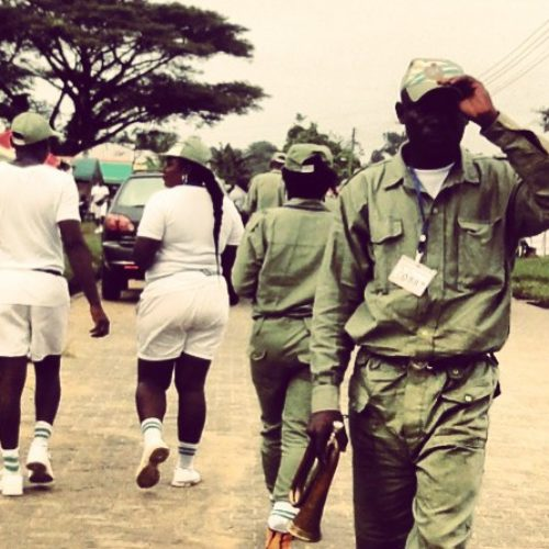 MY NYSC CAMP SEXPERIENCE