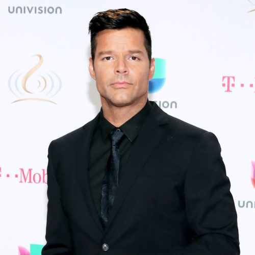 Ricky Martin to Play Gianni Versace's Lover in 'American Crime Story'