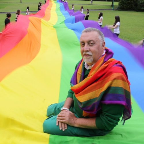 Gilbert Baker, creator of iconic Rainbow Flag, has passed away