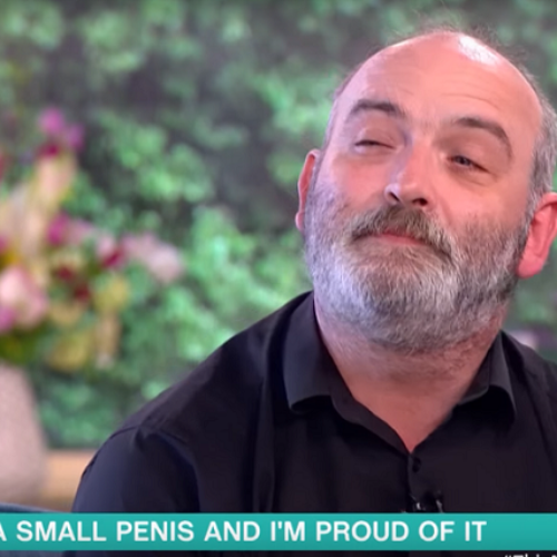 Man with a Small Penis Reveals that He is Proud of His Manhood