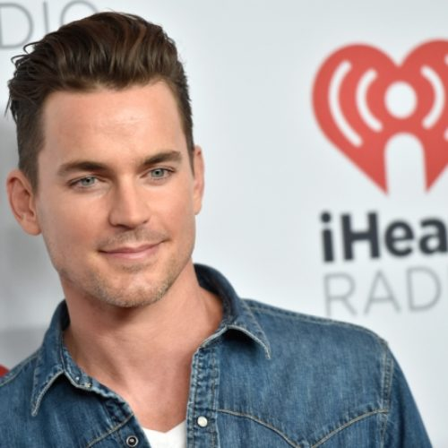 Matt Bomer talks about coming out to his parents