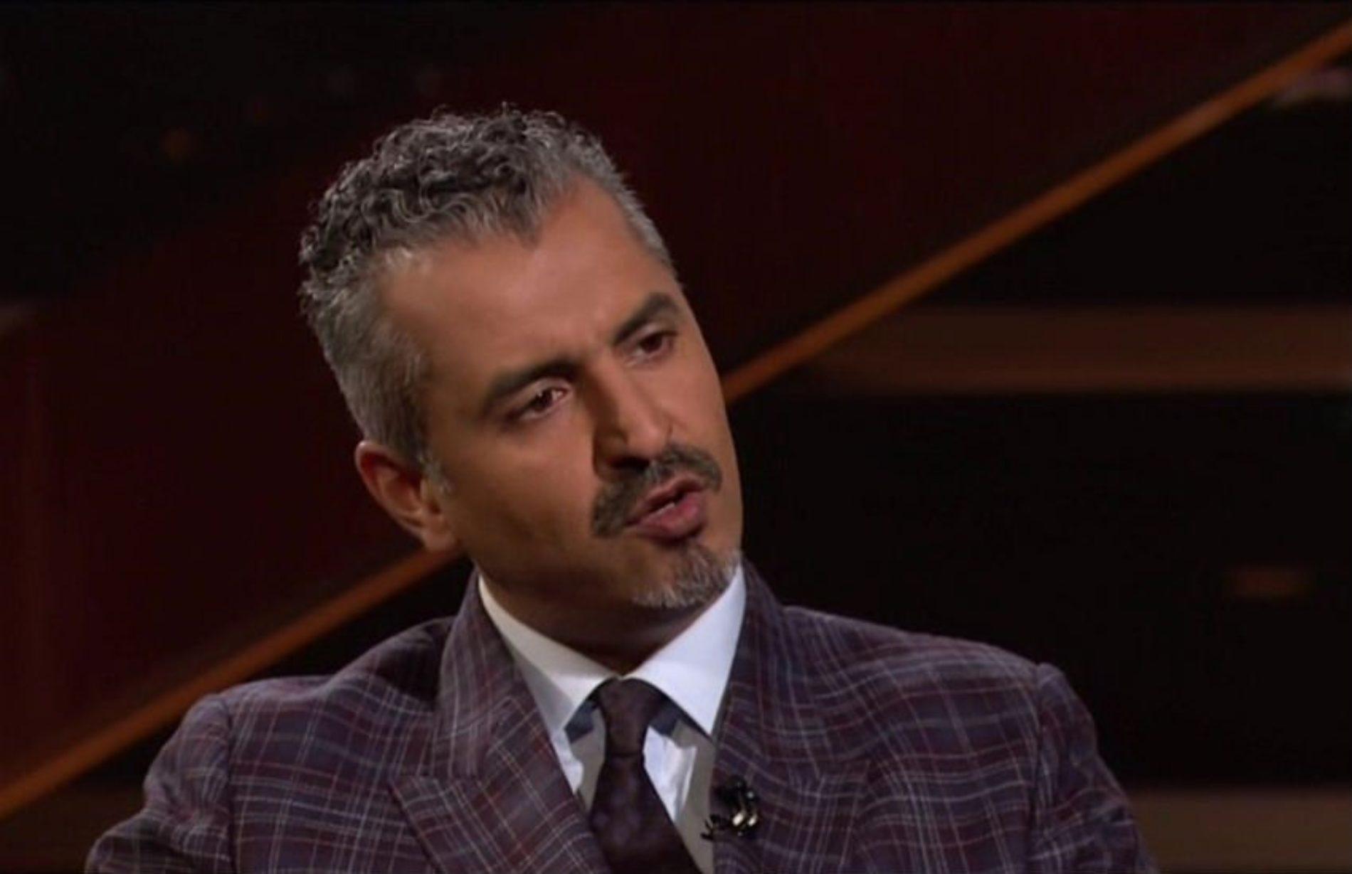 'Islam has a history of homophobia,' says Muslim radio show host Maajid Nawaz