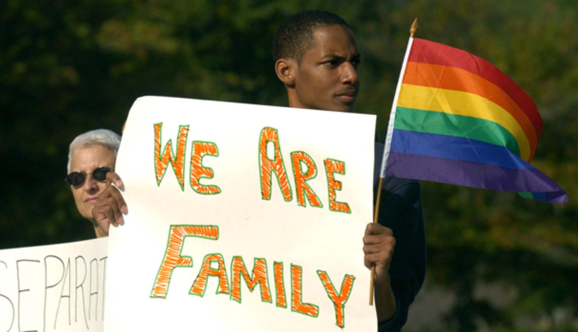 John Pavlovitz: No, Being Gay (Lesbian, Bisexual, or Transgender) is Not a Sin