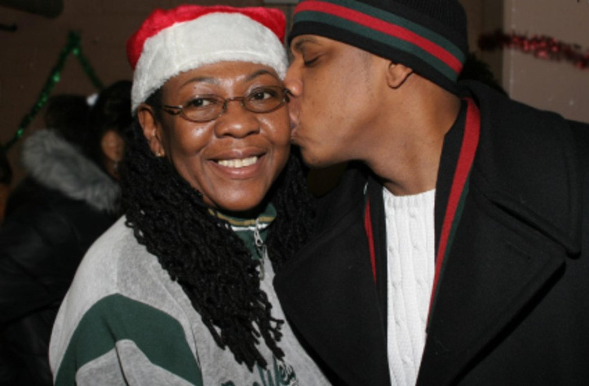Jay-Z says his mom didn't want to come out