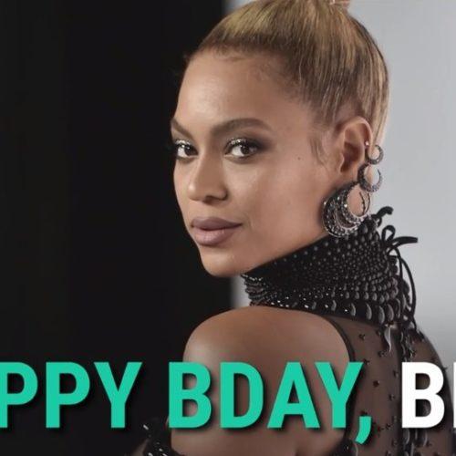 It's Beyoncé's Birthday Today!