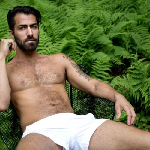 """If I Don't Feel Shame, Then No One Can Shame Me For What I Do."" – Porn Star Adam Ramzi"