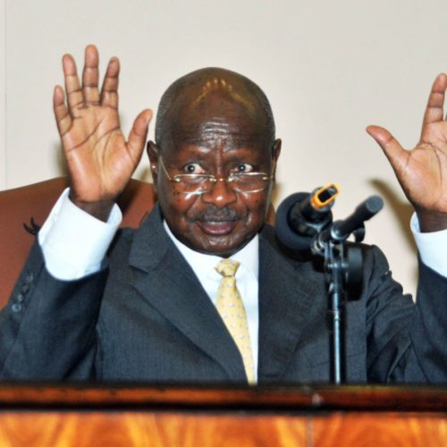 Uganda's government is obsessed with porn and policing morality