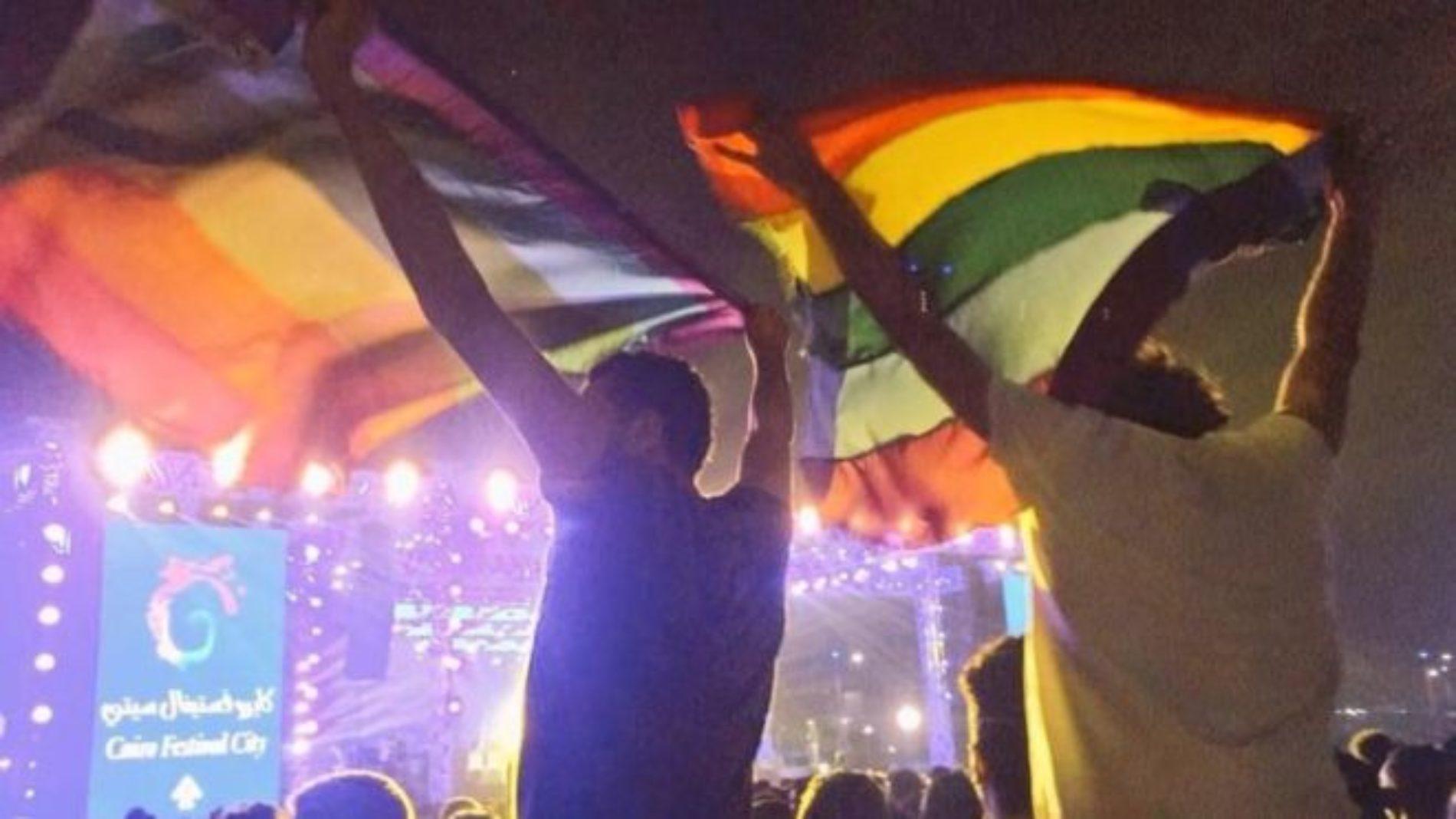 Mass Arrests Amid LGBT Media Blackout in Egypt
