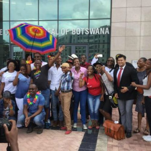 Trans man in Botswana wins High Court battle to be recognized as male