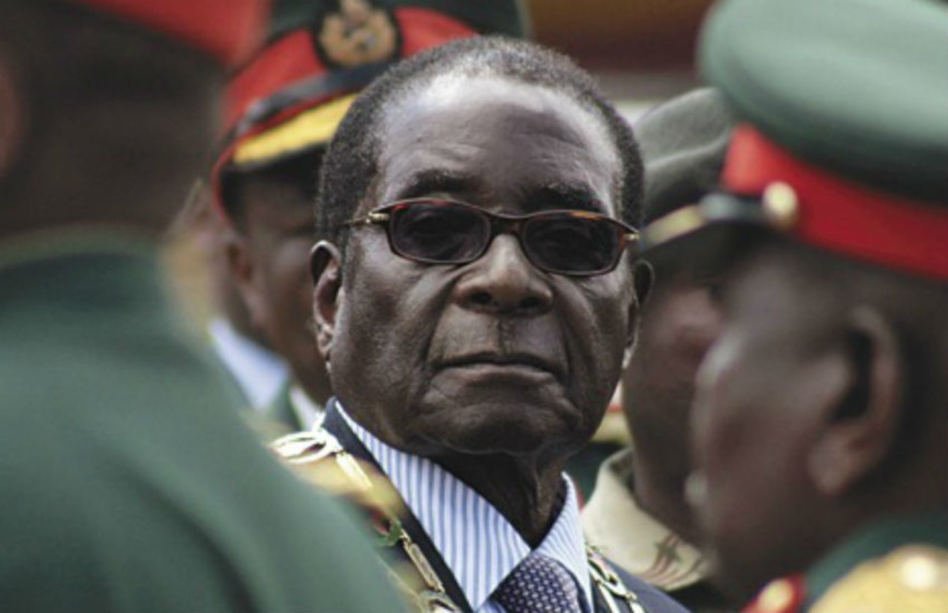 Robert Mugabe's Goodwill Ambassador Role Canceled