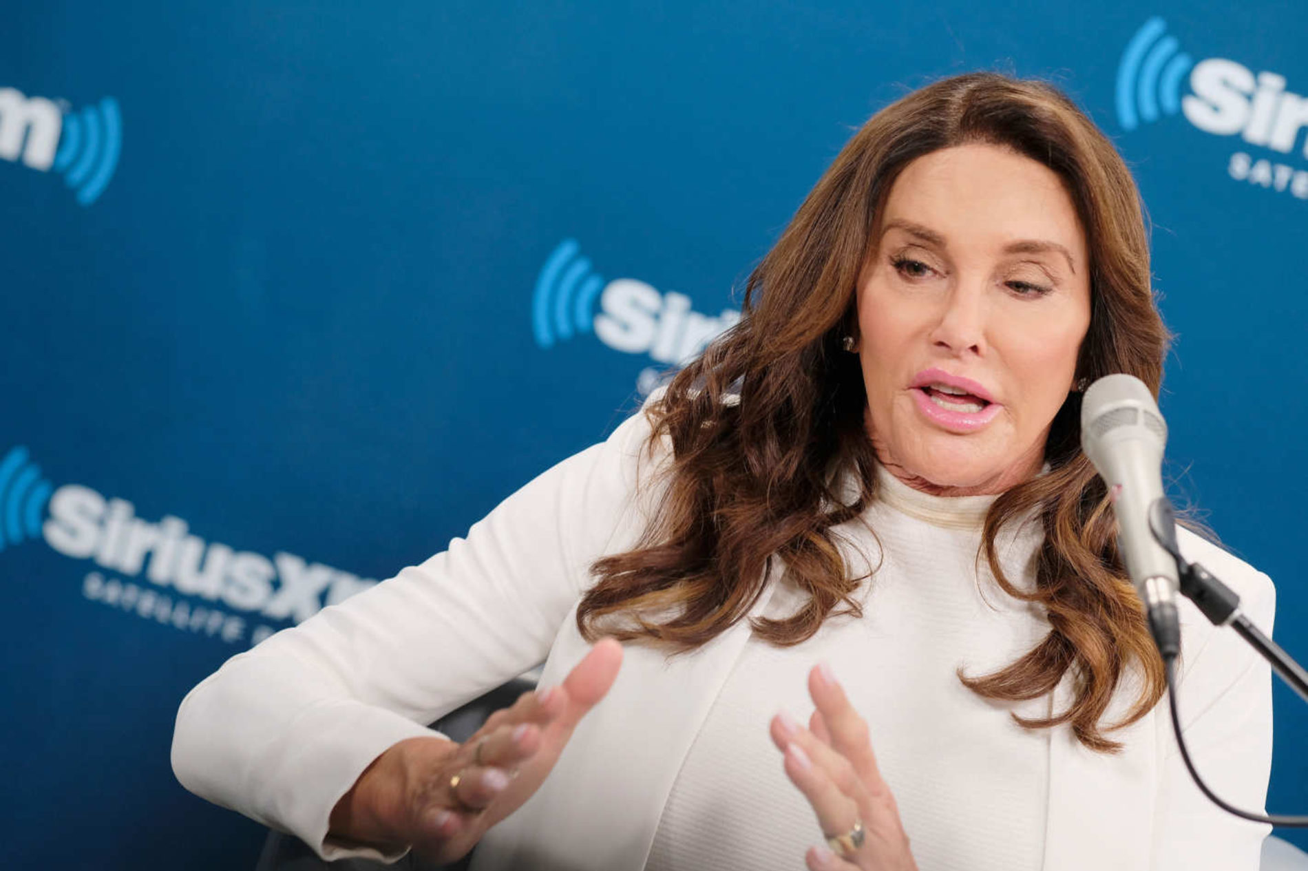 """Caitlyn Jenner is not happy with the President she helped elect, and people are wasting no time telling her """"I told you so"""""""