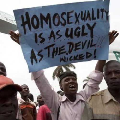 The Language of Homophobia