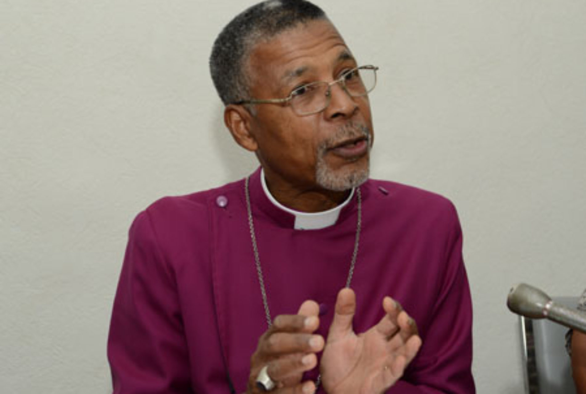 Sodom And Gomorrah Does Not Support Sodomy Law, Says Anglican Archbishop