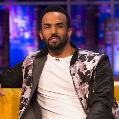 Craig David Addresses Gay Rumors Again