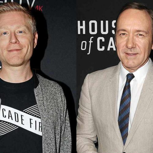 Kevin Spacey comes out as gay following accusation of sexual assault from actor Anthony Rapp