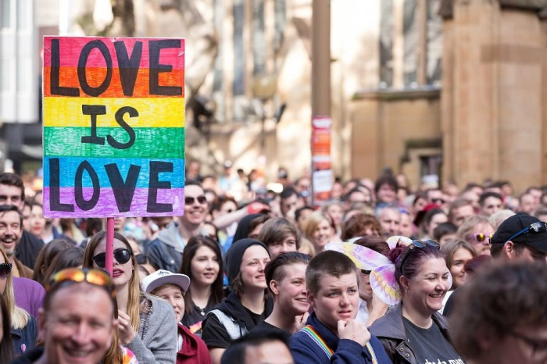Australia's Controversial Vote on Marriage Equality Is Finally Over—and Love Is Winning