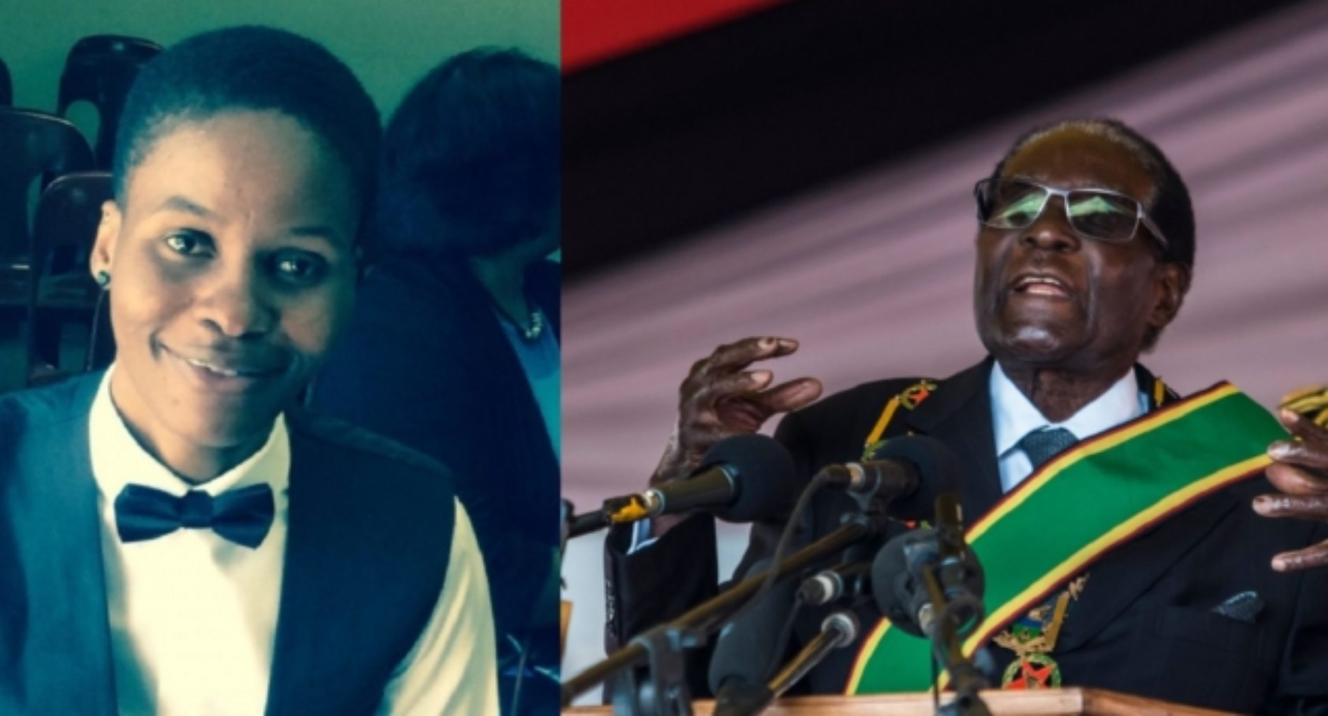 """""""As a queer Zimbabwean, the ousting of Robert Mugabe does not bring me much hope."""" Says Writer Joyline Maenzanise"""