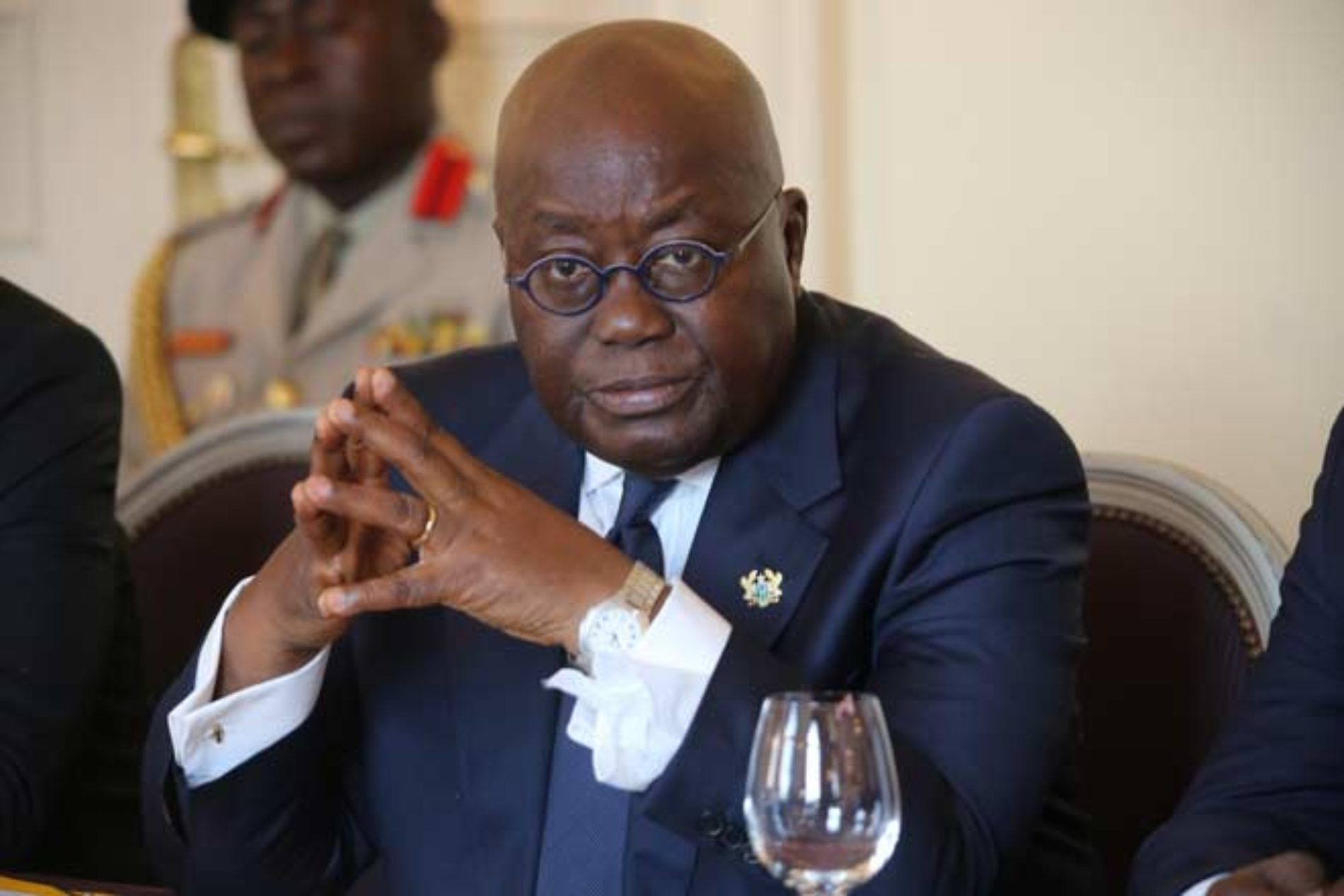 Ghanaians are reacting to President Nana Akufo-Addo's indefinite stance on legalization of homosexuality and it is mostly negative