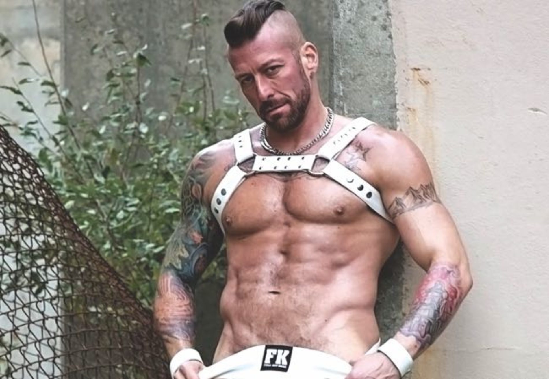 Gay porn star Hugh Hunter calls out GayVN Awards for racism and turns down nominations
