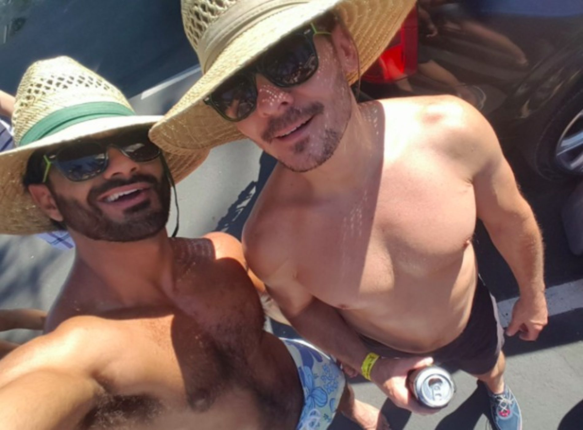 Gay porn star goes missing after his boyfriend is found stabbed to death