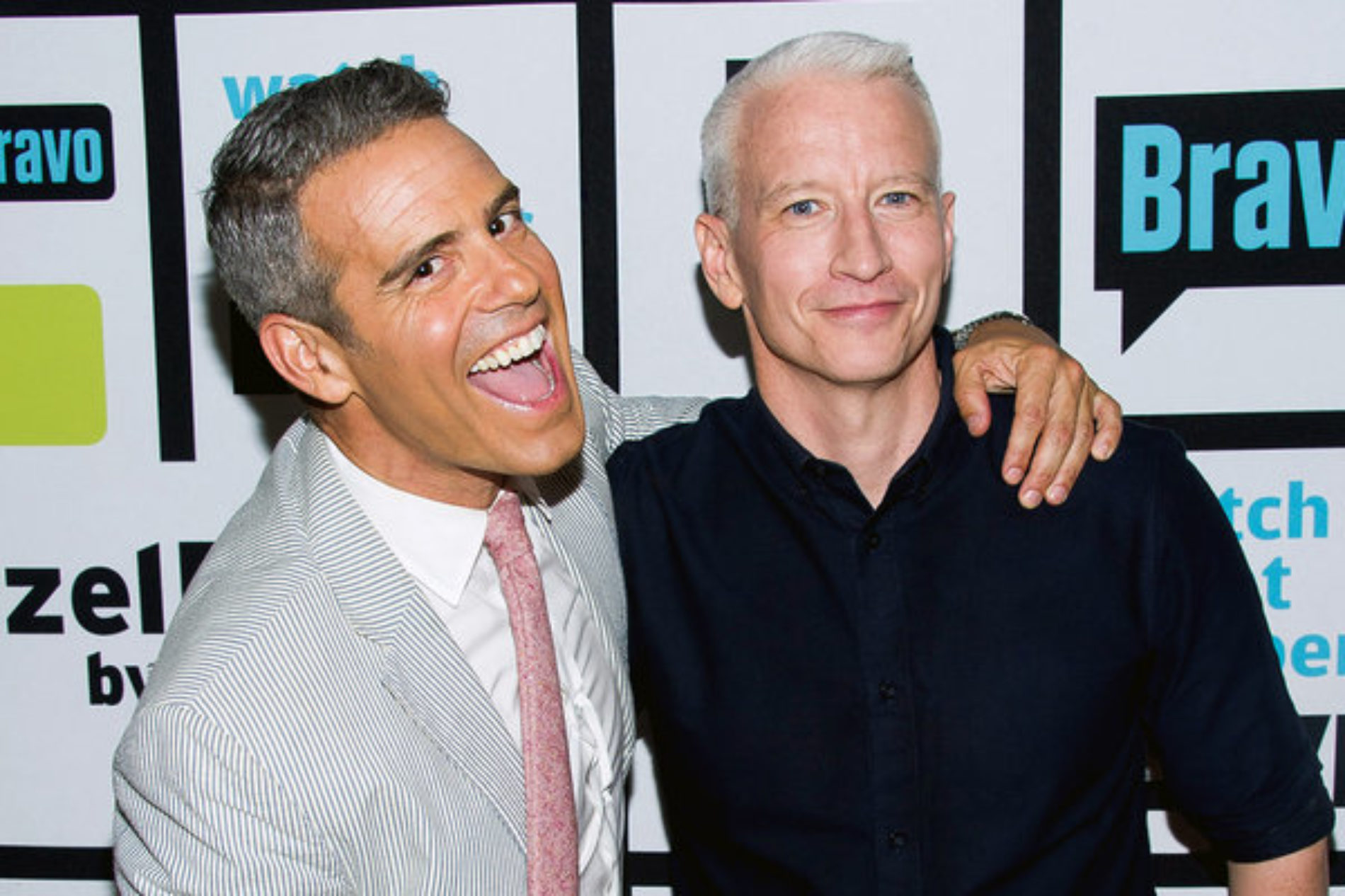 Why Andy Cohen, Anderson Cooper and the Gold Star Gays aren't a good thing