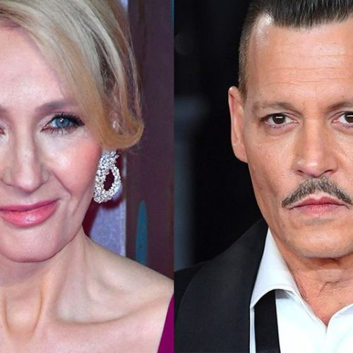 Harry Potter fans are not happy with JK Rowling for defending Johnny Depp