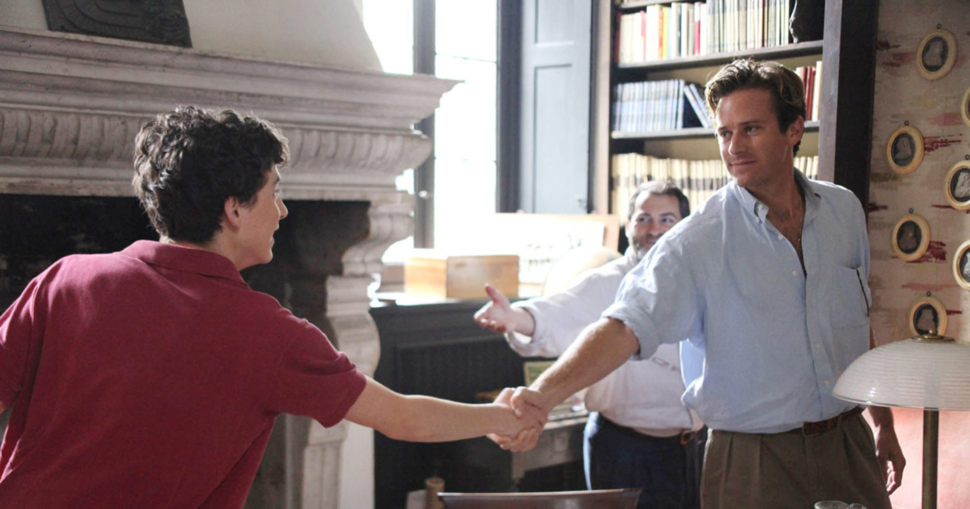 'Call Me By Your Name' Sequel May Be Set In 1989 Berlin