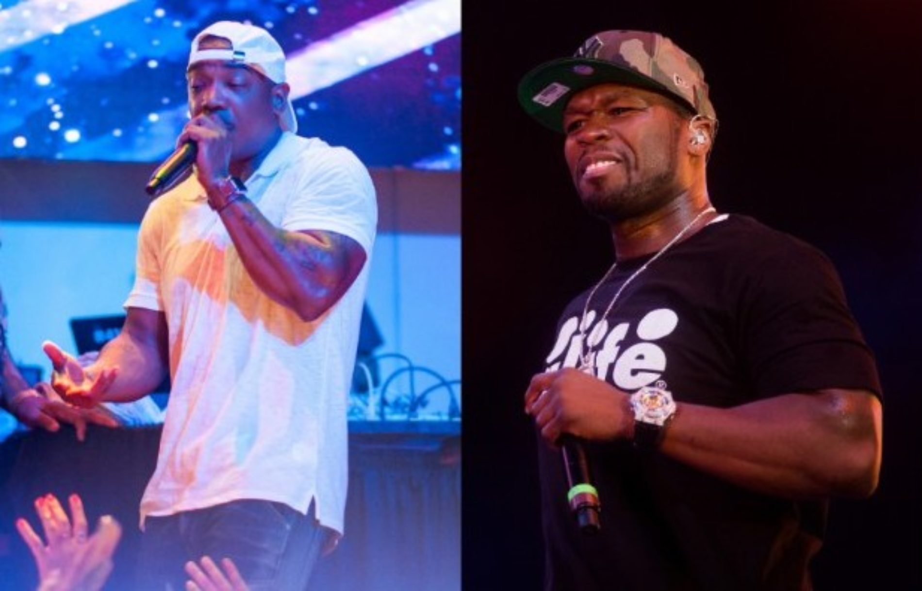 Ja Rule calls 50 Cent a 'power bottom' in bizarre rant