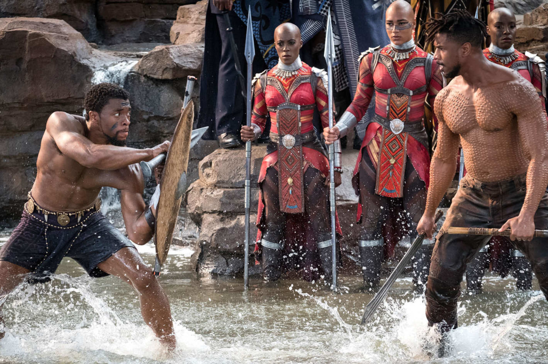 Photo: The Power of 'Black Panther'