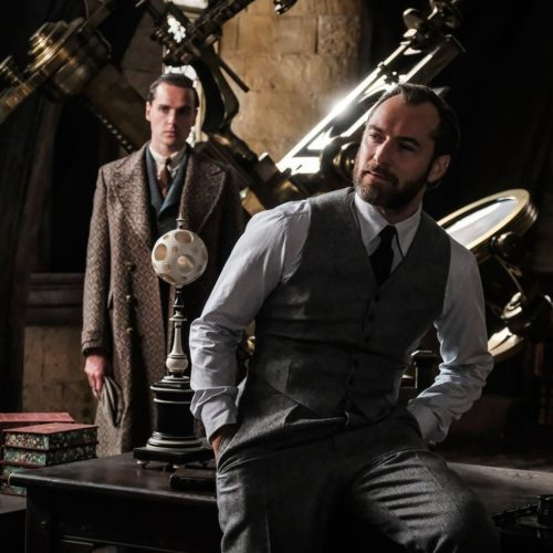 Harry Potter fans furious over director confirming that Dumbledore won't be 'explicitly gay' in Fantastic Beasts 2