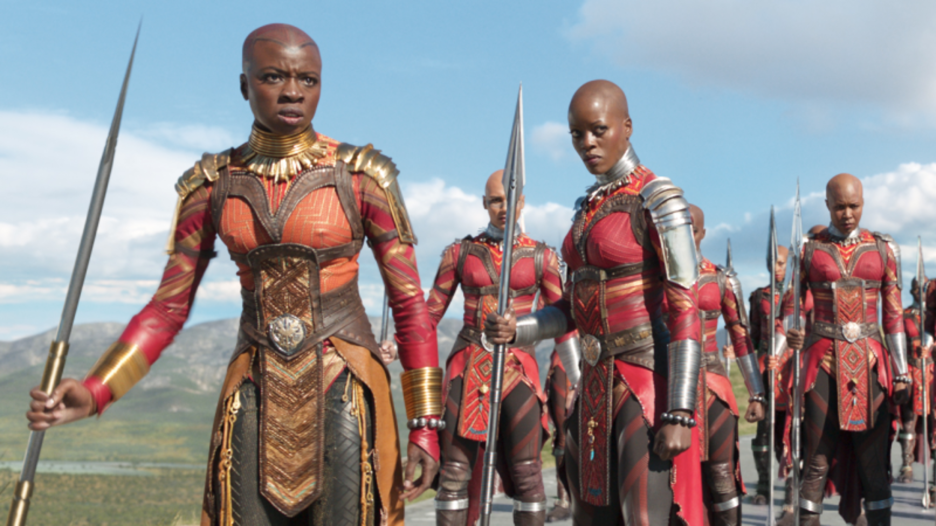 'Black Panther' Screenwriter Talks About The Straight-washing of Lesbian Character