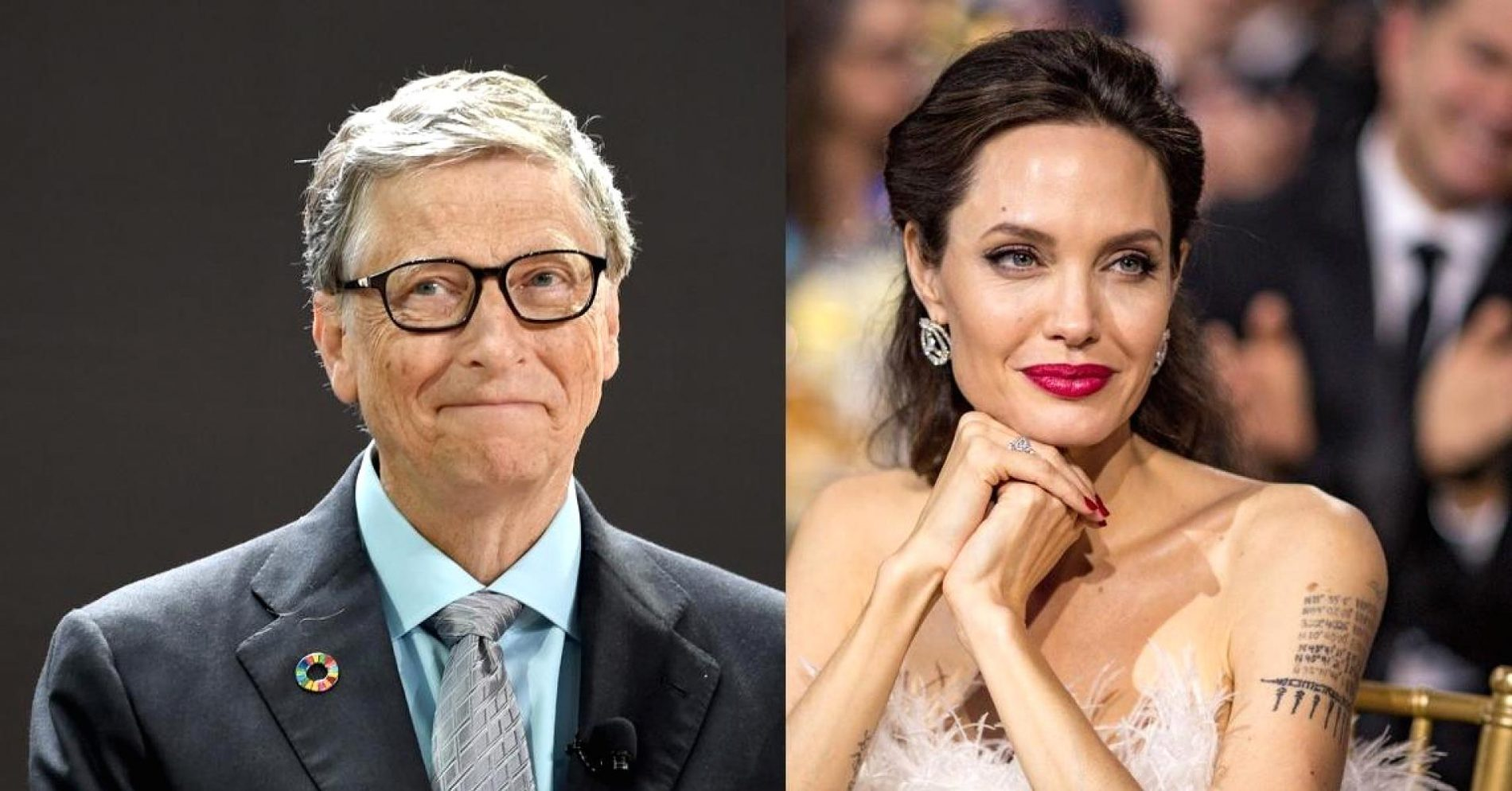 Bill Gates and Angelina Jolie are the World's Most Admired People for 2018