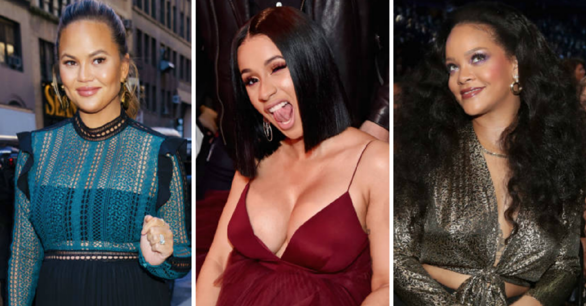 Cardi B Wants To Have A Threesome With Chrissy Teigen and Rihanna