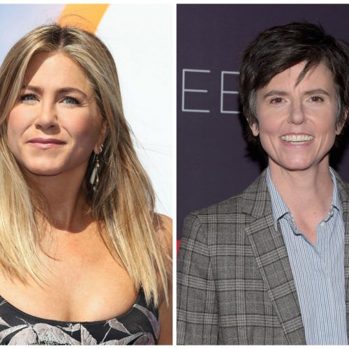 Jennifer Aniston Will Play the President of the United States and Tig Notaro Will Play Her Wife in New Movie