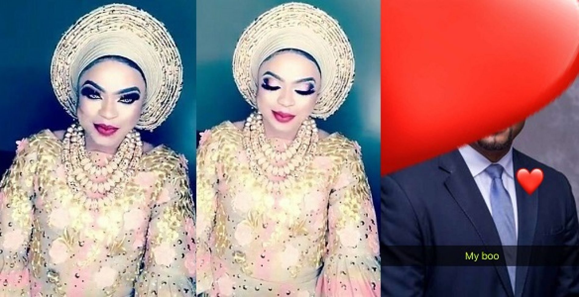 Bobrisky apparently used the picture of a US senator to pose as the billionaire future husband