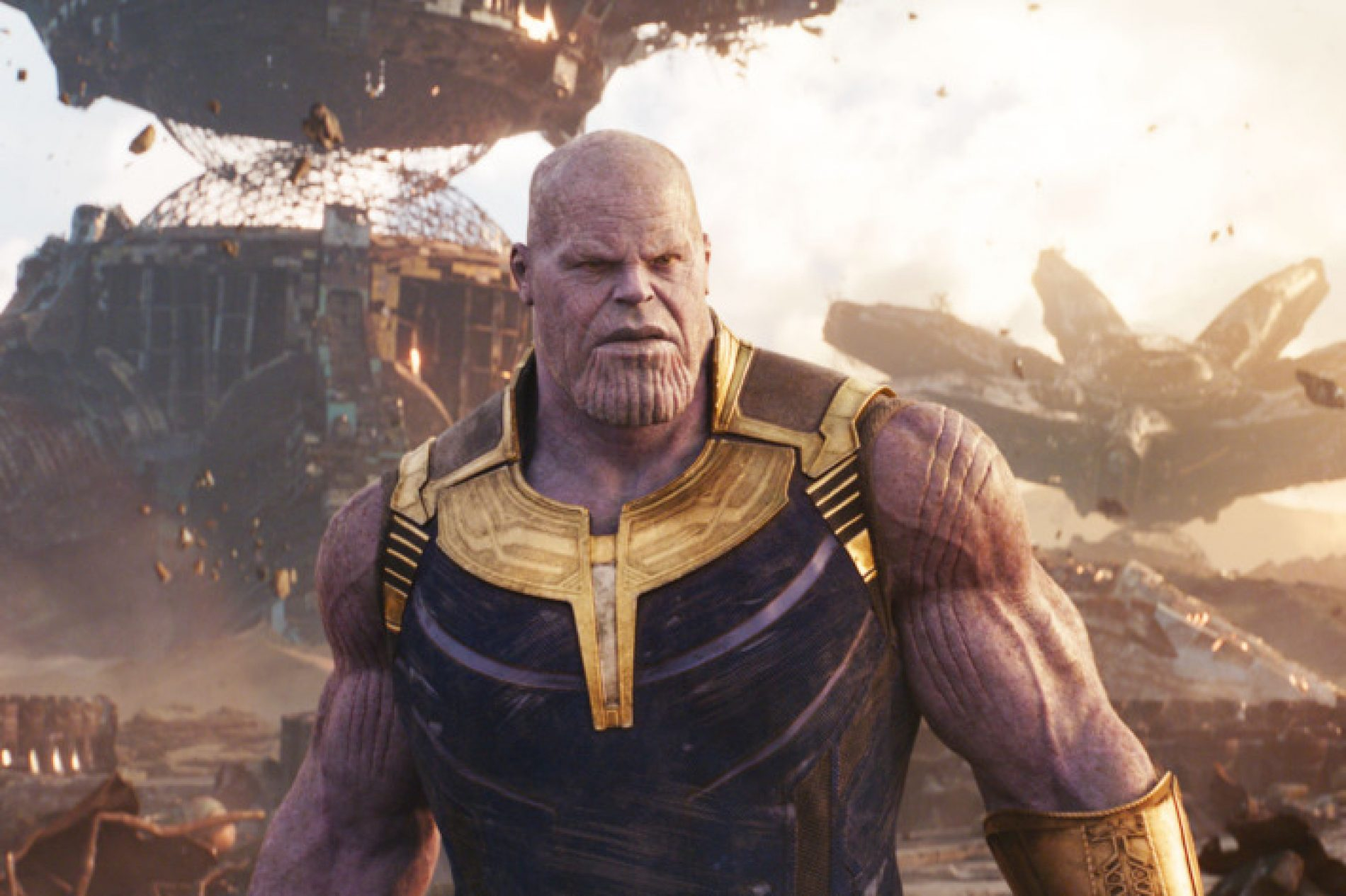 The Villain Thanos from 'Avengers: Infinity War' Is the Internet's New Daddy