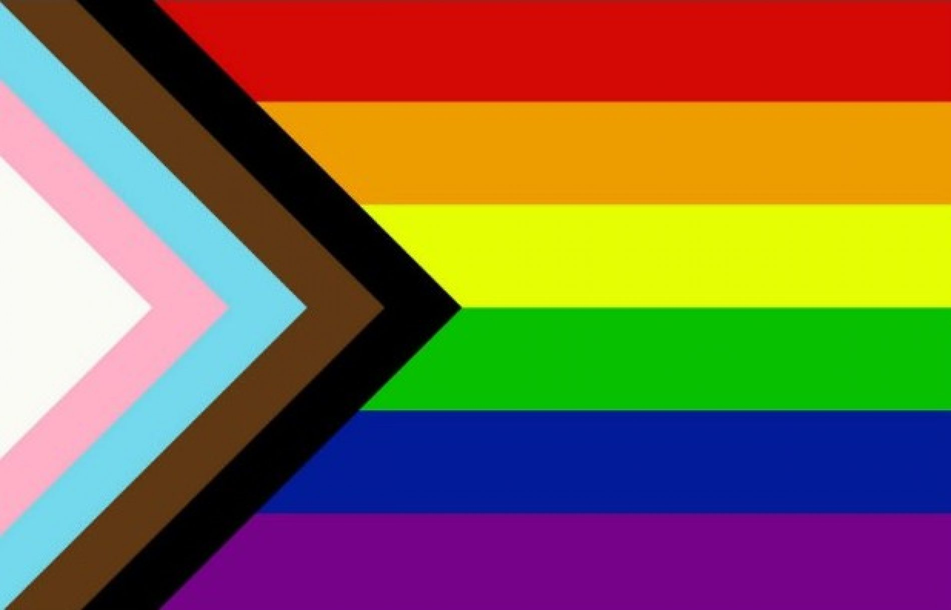 Could this become the new Pride flag?