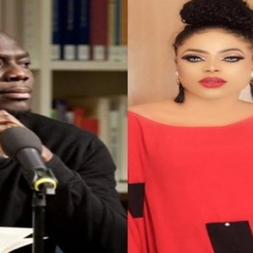 """Bobrisky Is Braver Than I Will Ever Be."" Elnathan John Says"